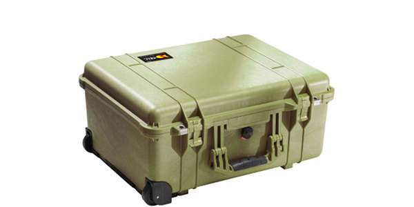 Peli Case 1560 Trolley