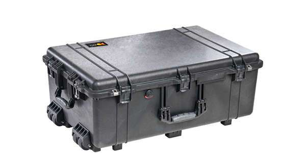 Peli Case 1650 Trolley